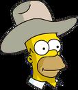 HomerCowboy Icon