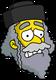 Rabbi Krustofsky Effrayé