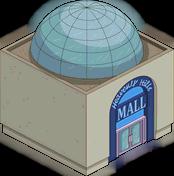 Centre commercial Paradisio
