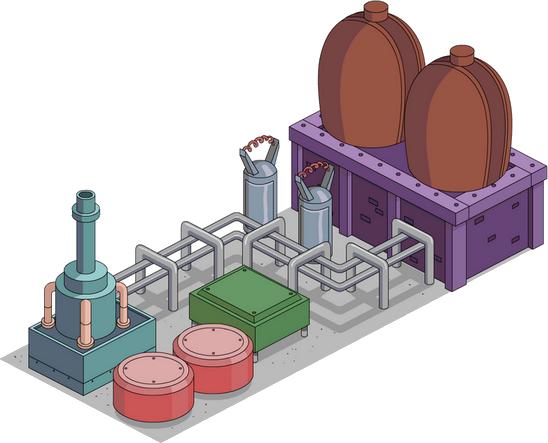 Cœur du réacteur