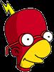 Justicier Milhouse