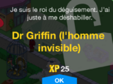 Dr Griffin (l'homme invisible)