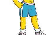 Marge la castagne