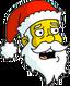 Père Noël Défensif