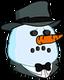 Carotte glacée Triste