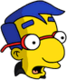 Milhouse Cool Surpris