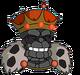 Vieux roi charbon Content
