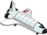 Simulateur de navette spatiale