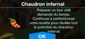 Chaudron infernal Info