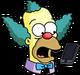 Krusty Téléphone Surpris