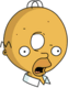 Homer Donut Surpris