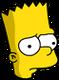 Bart bébé Triste