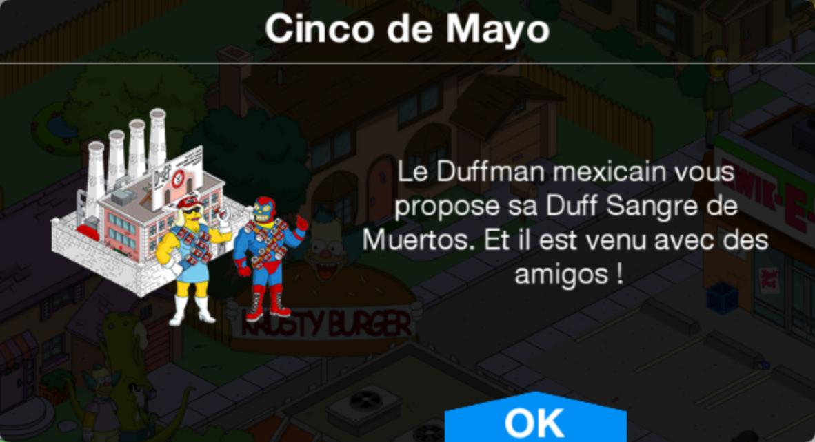 Pack Duffman mexicain (alternative)
