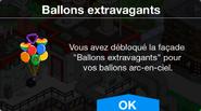 Ballons extravagants Déblo