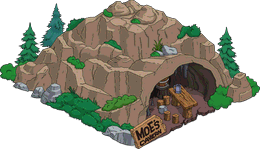 Caverne de Moe