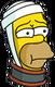Homer Blessé