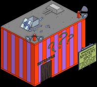 Bâtiment mystère de Springfield