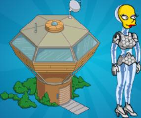 Maison du futur + LadyBot