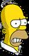 Homer Retraité Ennuyé