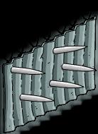 Barrière des voyous
