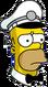 HomerGlacier Triste