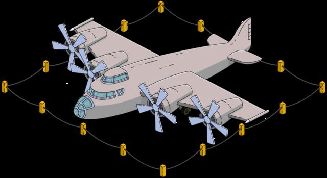 Avion d'entraînement