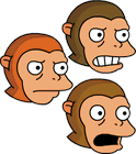 L'armée des treize singes