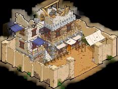 Fort des bandits