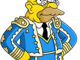 Grand-père Toréador