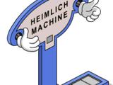 Machine de Heimlich