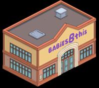 Boutique pour bébés
