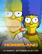 Homerland poster