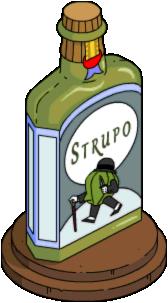 Statue Strupo
