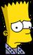 Bart Cyborg Triste