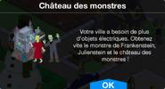 Château des monstres Boutique