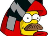 Les deux bosses de Ned Flanders