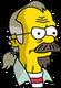 Nedward Flanders Sr. Ennuyé