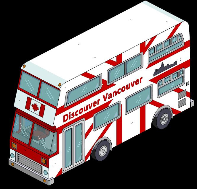 Bus de visite de Vancouver