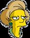 Mme Krapabelle Triste