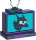 TV Scratchy Confus