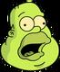 Homer Gélatine Surpris
