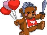 Événement de la St Valentin 2015