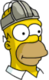 Homer Supplice