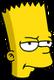Bart Frustré