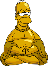 Homer Bouddha