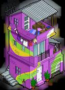 Maison colorée (9)