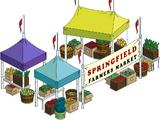 Marché fermier de Springfield