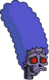 Robot Marge Triste