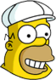 Super Big Homer Content