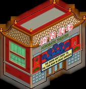 Théâtre chinois acrobatique